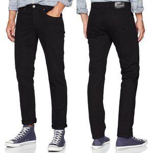 Atelier Gardeur Black Stretch Jeans NEVIO 1